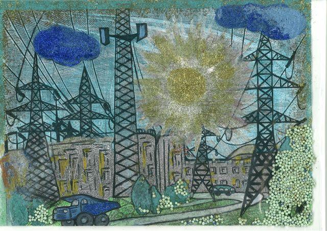 Картинки вкуснятина, рисунок к дню энергетика для 7 класса
