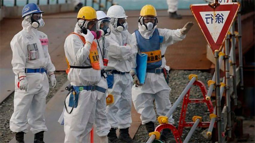 фукусима авария